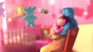 انیمیشن - تبریک روز مادر