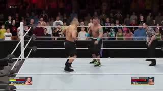 دانلود بازی WWE 2K16