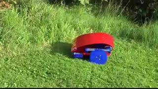 پرینتر سه بعدی ابزاری برای پرینت کامل ماشین چمن زنی