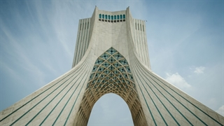 سفر یک توریست خارجی به ایران در سال 2018
