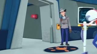 انیمیشن سریالی کارآگاه گجت ق14دوبله فارسی Inspector Gadget 2015