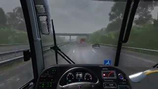 بازی اتوبوس ETS 2