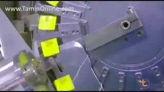 دستگاه بسته بندی چای کیسه ای