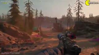 Farcry New Dawn gameplay گیم پلی بازی قارکرای سپیده دم tehrancdshop.com