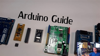 Arduino Board Comparison