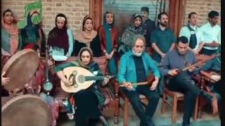 قطعه هی دل دل......اجرای گروه همنوازان ماه و خورشیدبه سر پرستی و آهنگسازی استاد مجید درخشانی