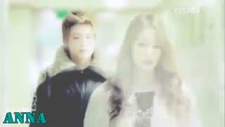 میکس غمگین و عاشقانه ی سریال های کره ای با آهنگ یک لحظه نگام کن (ساخت خودم)
