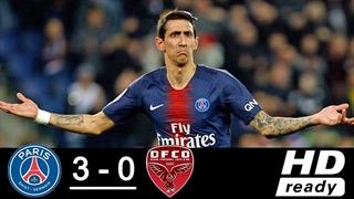 پاریسنژرمن 3_0 دیژون (یکچهارم نهایی جام حذفی فرانسه)