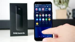 بررسی و معرفی HTC Desire 12s