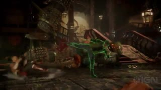 VGMAG-Mortal Kombat 11 - Johnny Cage Reveal Trailer