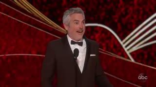 اهدای جایزه بهترین کارگردانی اسکار برای فیلم روما به Alfonso Cuarón