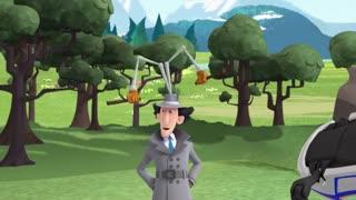 انیمیشن سریالی کارآگاه گجت ق21دوبله فارسی Inspector Gadget 2015