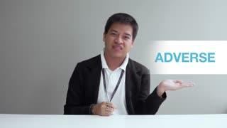 """آموزش نکات انگلیسی - کلمات مشابه - قسمت یازدهم: """"Adverse"""" and """"Averse"""""""