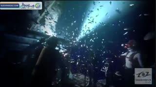 سفر به اعماق دریا با واقعیت مجازی