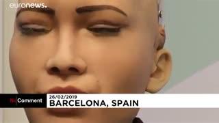 سوفیا، ربات انساننما: عواطف انسانی را درک میکنم اما هنوز احساسشان نمیکنم…