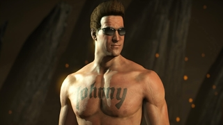 johnny cage reveal trailer