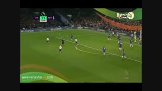 خلاصه بازی چلسی 2 – تاتنهام 0 (9-12-1397)