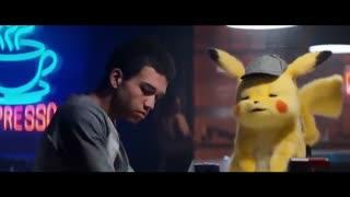 جدیدترین آنونس فیلم خارجی Pokémon Detective Pikachu