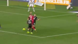 گلهای دیدنی در لیگ 1 فرانسه در ماه فوریه