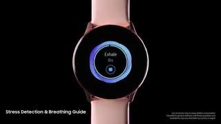 Galaxy Watch Active ساعت سامسونگ2019