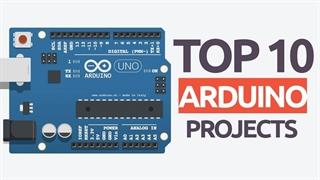 ده پروژهی جالب با آردوینو - ۲۰۱۷