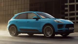تبلیغ جدید خودروی پورشه Macan S