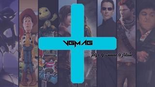 وی جی مگ پلاس 22