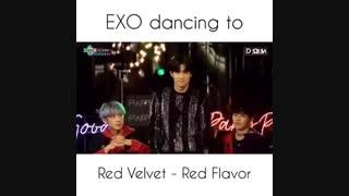 رقص سوهو با Red flavor ردلوت تو برنامه Party people JYP