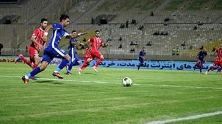 خلاصه دیدار سپیدرود رشت 1_2 استقلال خوزستان (هفته بیستم لیگ برتر)