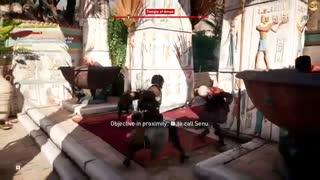 دانلود ترینرو چیت  بازی Assassin's Creed: Origins  نسخه 2019