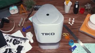 چاپگر سه بعدی تیکو؛ مقرون به صرفه و کارآمد