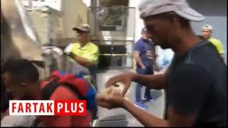 ویدئویی که موجب اخراج خبرنگار مکزیکی از ونزوئلا شد!