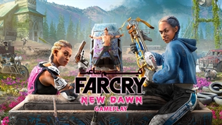 نیم ساعت | FarCry New Dawn