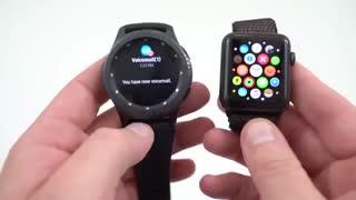مقایسه اپل WATCH 3 و سامسونگ GEAR S3