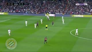 گل اول بارسلونا به رئال مادرید توسط راکیتیچ