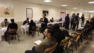 برگزاری مرحله حضوری دومین آزمون استخدام بخش خصوصی در شهر اهواز