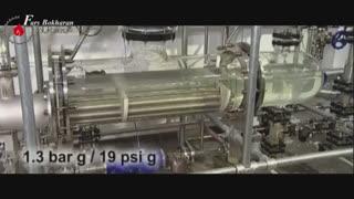 برنامه آموزشی شرکت فارس بخاران قسمت1( انواع بخار، تصفیه آب بویلر، زیرآب زنی)