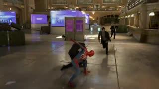 مرد عنکبوتی 2018
