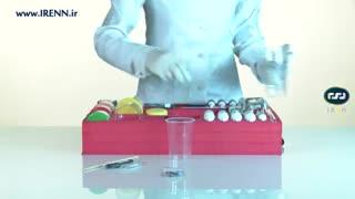 آزمایش 14 – آیا الکتریسیته از همه مواد عبور میکند؟ - صفحه 30  - سال چهارم دبستان