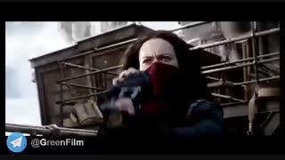 فیلم جدید اکشن ماجراجویی  موتورهای فانی Mortal Engines 2018