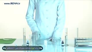 آزمایش 3 – مجزا بودن غلظتهای مختلف نمک و آب - سایر آزمایش ها