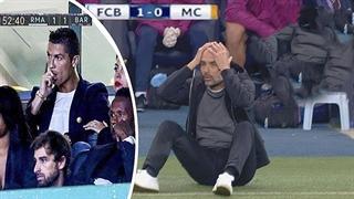 واکنشهای  عجیب و قابلتوجه به اتفاقات فوتبال!
