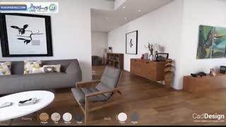 با واقعیت افزوده دکوراسیون داخلی خانهتان را بچینید!