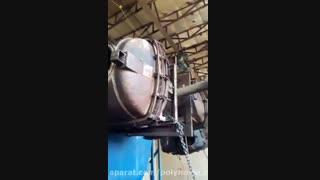 خط تولید مخزن آب و تانکر آب و بشکه و انواع وان پلاستیکی و وان پلی اتیلن
