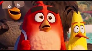 تریلر انیمیشن پرندگان خشمگین 2