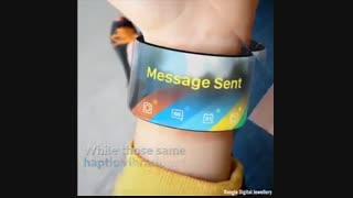 دستبند هوشمند Bangle