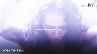 ویدئوی تبلت زیبای لنوو مدل YOGA Tab 3 Pro با کیفیت عالی
