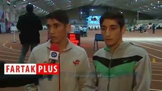 محک دوندگان ایرانی قبل از رقابت های آسیایی قطر