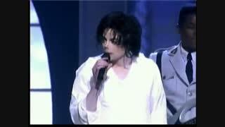 کنسرت مایکل جکسون به مناسبت 30 سالگرد فعالیت هنری اش