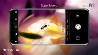 ویدئوی رسمی گوشی هواوی مدل Mate 20 Pro